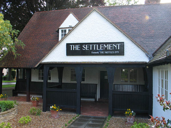 The Letchworth Settlement