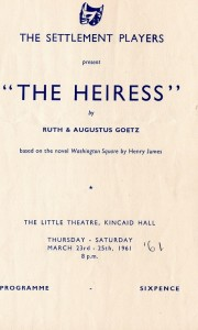 61 heiress outter