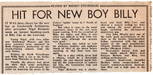 82 billy liar review