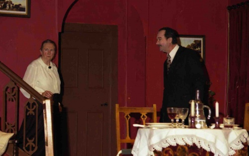 Arsenic And Old Lace - Noveber 2003