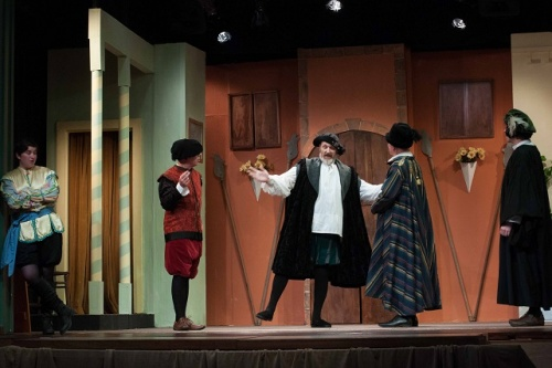 Taming of the Shrew - November 2014