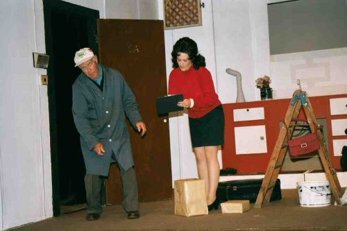 Barefoot In The Park - June 2005