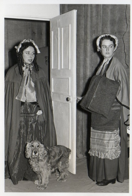 The Barretts of Wimpole St. - October 1955