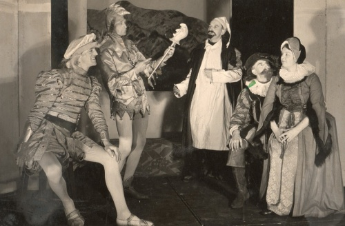 Twelfth Night - April 1935