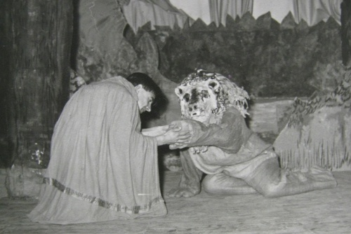 Androcles and the Lion - June 1957