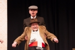 The man in the bowler hat - April 2013