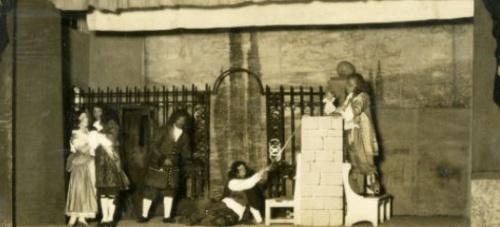 The Sentementalist - April 1924