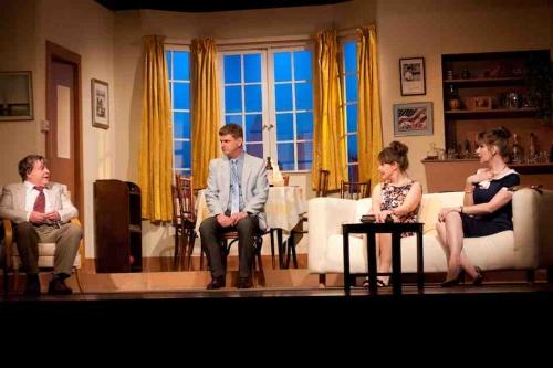 The Odd Couple - February 2012