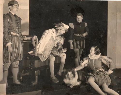 Twelfth Night - April 1935