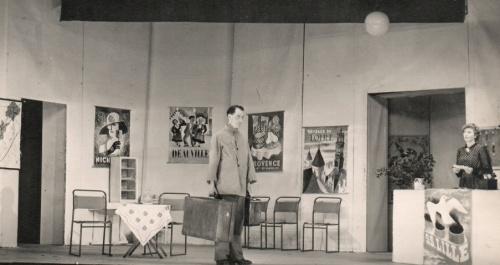 Doctor Knock - June 1950