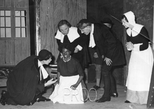 The Crucible - November 1958