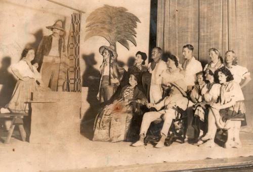The Red Velvet Goat  - February 1939