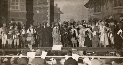 The Devils Disciple - February 1933