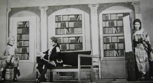 The School for Scandal - December 1948