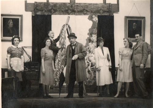 Mr Pim Passes By - April 1945