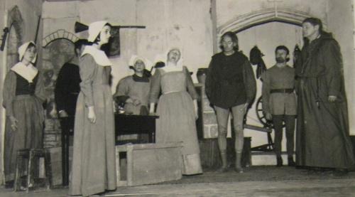 She Passed Through Lorraine - November 1962